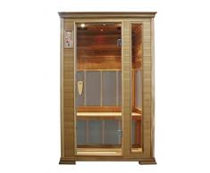 Sauna Infrarossi Finlandese Gold 125x105 cm