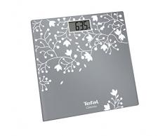 Tefal pp1140 V0 Bilancia Pesapersone Classic argento/décor capacità massima 160 kg