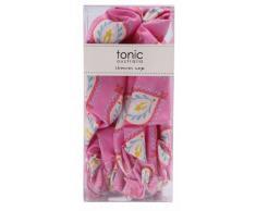 """Tonic cuffia per la doccia, Design """"Rose Birdy"""""""