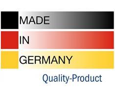 TFA 40,1028 Termoigrometro per legno massiccio sauna sintetica Telaio Capelli (Germania Import)