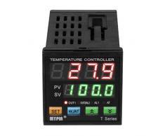 XCSOURCE mypin TA4-RNR digitale PID Temperature Control F / C termostato controller 90-260V AC / DC, -199C a + 1800C TE 593