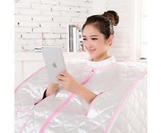 LLW Rilevamento portatile di mica di vapore FIR / FAR Sauna infrarossi dimagrendo la sala promuove perdere peso
