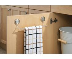 Portasciugamani Bagno Muro : Porta asciugamani da muro metrodecor da acquistare online su livingo