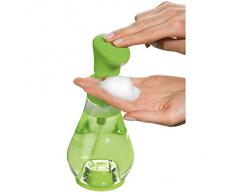 Cuisipro 83758002 - Dispenser per sapone, 390 ml, colore: Nero