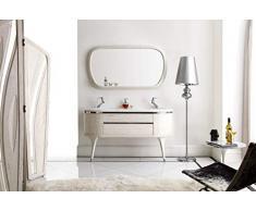 Sconosciuto Lavabo doppio lavabo design Vanity Marmo 150 x 85 x 50