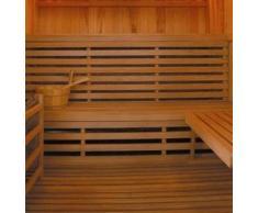 Sauna tradizionale Finlandese per 5 persone Linea 2016