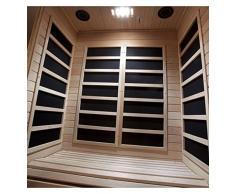 Sauna Infrarossi Sansa – 2 coperti