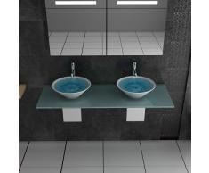 Vetro lavabo/Designer lavabo/mobili in vetro/Alpi Berger/Serie{200}/ ceramica - vetro lavandino/lavabo/Spazio per il bagnetto/ciotola in ceramica per il bagnetto