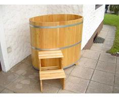 Sauna immersione Vasca in legno di larice