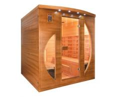 Sauna Infrarossi Spectra 4 coperti