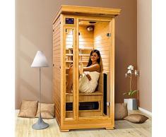 Sauna a raggi infrarossi ARAWA da 1 posto