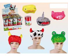 Cuffia da doccia Funny animals modelli assortiti