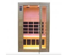 Sauna Infrarossi Finlandese Gold Eco 120x97 cm