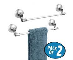 Porta Asciugamani Bagno Da Muro : Porta asciugamani da muro metrodecor da acquistare online su livingo