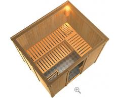 Sauna finlandese ELEONORA