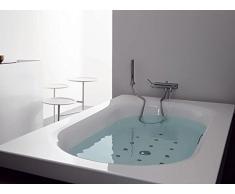 Piccola Vasca Da Bagno Che Si Sta Seduti : Miscelatore vasca da bagno zucchetti zucchetti bagni catalogo