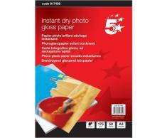 Carta fotografica 5 Star - inkjet - A4 - lucida - 175 g/mq (conf. 50)