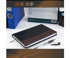 XIAOXINYUAN Notebook Cancelleria Per Ufficio Business Conference Prenota 25K Di Forniture Per Ufficio Ispessimento Notepad.