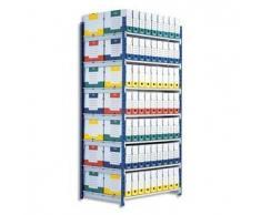 Scaffalatura ad incastro RANG'ECO Paperflow 5 ripiani K605175