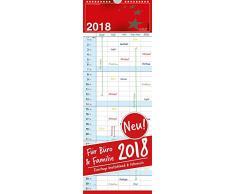 5 Star 963010 Ufficio Agenda 2018