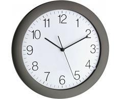 TFA Dostmann orologio da parete moderno con silenziosa spazzata orologio TFA 60.3038.20 orologio Orologio da ufficio