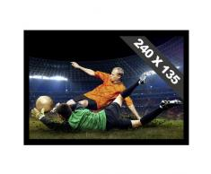 FrontStage telo proiettore home cinema HDTV 240x135cm 16:9
