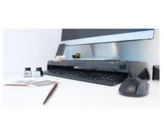 LED monitor LCD supporto da scrivania ufficio vari accessori computer nuova