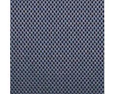 Links Color 19 - Sedia da ufficio/scrivania - Grigio - Poliestere e metallo - 41x53,5x85/97h cm
