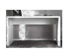 Design Ufficio Scrivania , bianco, Lucido, 120x60cm 6958