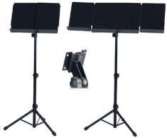 GEWA 900760 Leggio da Orchestra, Nero
