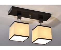 Plafoniere Per Tetto In Legno : Lampade in legno hausleuchten da acquistare online su livingo