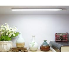 BLOOMWIN 30CM LED USB sensore tattile di luce ultra-sottile lampada alloggiamento bar luce luci armadio bar per la sala di notte 30cm*1.7cm*0.7cm luminosit¨¤ regolabile