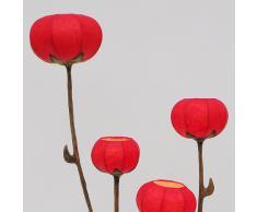 Lampada di carta acquista lampade di carta online su livingo - Sfere luminose da giardino ikea ...