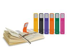 Moleskine Booklight Lampada Libro, Verde Ossido