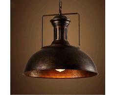 Plafoniere Da Soffitto Vintage : Lampadari antichi color marrone da acquistare online su livingo