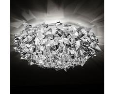 Slamp Lampada Parete/Soffitto Veli Mini silver 33 cm