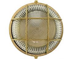 Lampade in legno brootzo da acquistare online su livingo