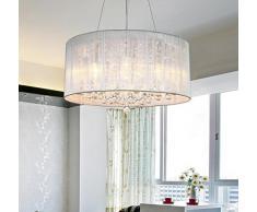 In ottone antico lampadario,luci a soffitto per soggiorno,lampadario di cristallo di disegno gocce di pioggia panno hotel soggiorno lampadario a soffitto Dimensioni: 470 * 470 * 200 (mm)