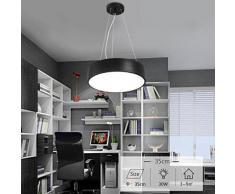 Lampade A Led Da Soffitto Per Ufficio : Lampade da soffitto a led color nero acquistare online su livingo