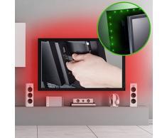 Bason illuminazione r tv retroilluminazione usb alimentato