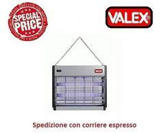LAMPADA INSETTICIDA 20 W INOX 1960673 Valex