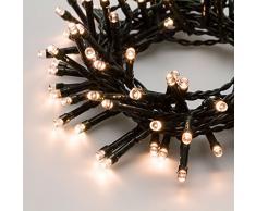 Xmas King Catena Batteria c/TMR Classic Illuminazione di Natale 8024199030930, Multicolore, Unica