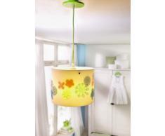 HABA, Lampada da soffitto a sospensione, design floreale