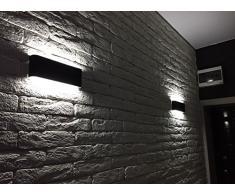 K bright moderno lampade da parete per interni esterno led