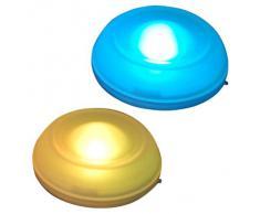 TRIXES 2 x Luci LED cambiacolore Spa bagno vasca idromassaggio