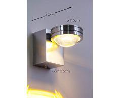 LED Applique da Esterno Lampada da Muro Florenz 5 Watt