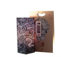 W-Lamp Shadow Collection Classic Dancer Lampada Arredo E14, 11 W, Crema, 11 x 11 x 32 cm