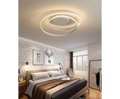 Plafoniera Ufficio Design : Plafoniere rotonde color bianco da acquistare online su livingo
