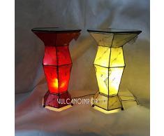 LAMPADA/TAVOLINO MAROCCHINA