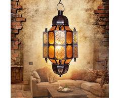 TOTO-Vintage Design Hotel bar ingegneria luce lampadario Marocco thailandesi lampada corridoio bar luci corridoio
